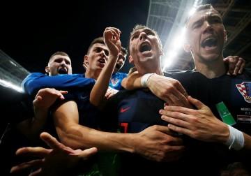 سابقة.. كرواتيا إلى نهائي كأس العالم!