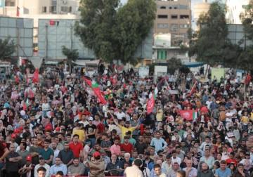 غزة: الشعبية تُحيي ذكرى استشهاد القائد أبو علي مصطفى