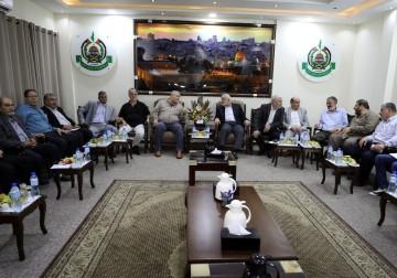 اجتماع للفصائل الفلسطينية في غزة بشأن الانتخابات