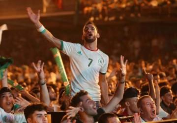 الجزائر تُطيح بنيجيريا وتتأهل لنهائي أمم أفريقيا