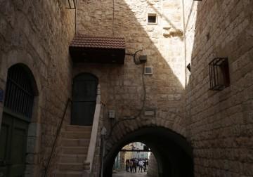 البلدة القديمة..