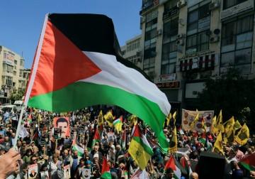 رام الله - إحياء فعاليات يوم الأسير الفلسطيني