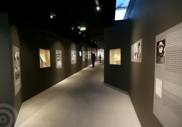 متحف الشهيد ياسر عرفات بما يتضمنه من مقتنيات شخصية للرئيس الراحل