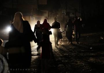 تفاقم أزمة الكهرباء في قطاع غزة.