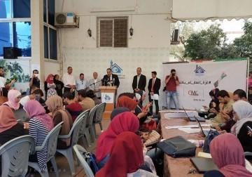نشطاء من غزة يطلقون حملة إعلامية تحت عنوان #غزة_إعمار_لم_يكتمل
