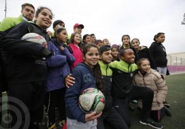 بالستينو: فريق تشيلي يتواصل مع جذوره في فلسطين