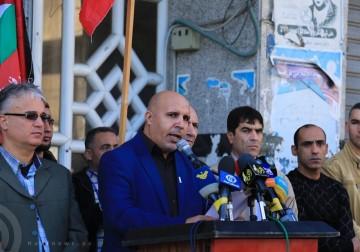 مؤتمر فعاليات الانطلاقة الـ 50 للجبهة الشعبية لتحرير فلسطين