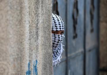 مواجهات مع جنود الاحتلال خلال مسيرة كفر قدوم الأسبوعية