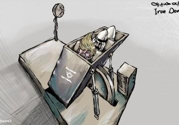 كاريكاتير محمد سباعنة