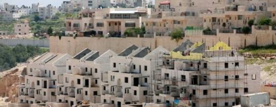 استيطان مستمر على حساب الأرض الفلسطينية