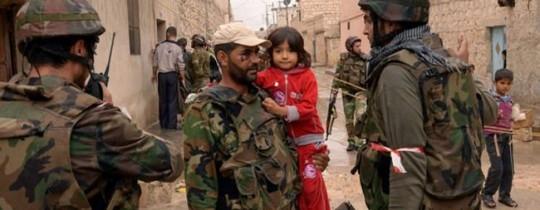 الجيش السوري على اطراف جسر الشغور