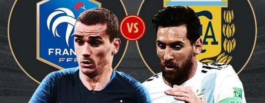 مباراة-فرنسا-والأرجنتين