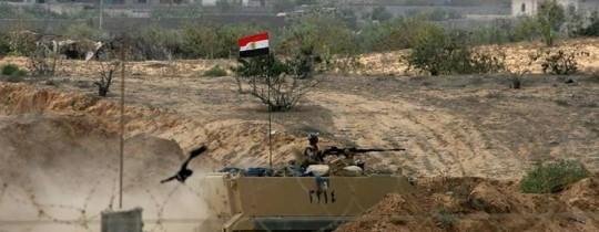 حدود-مصر-وغزة-وكالة-الاخبار-المصرية