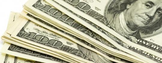 أكثر ورقة دولار قيمة تم طباعتها كانت من فئة الـ100 ألف دولار