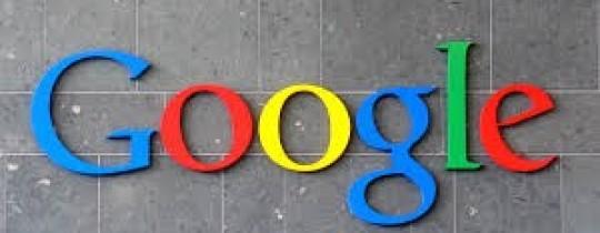 شعار موقع جوجل