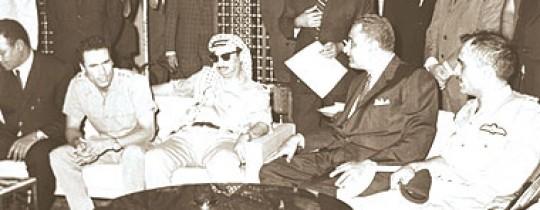 49 عام على انعقاد الدورة الخامسة للمجلس الوطني افللسطيني بالقاهرة