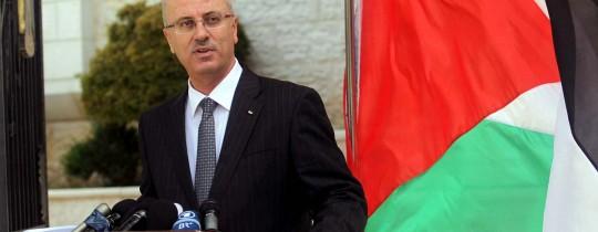رئيس الوزراء الفلسطيني د. رامي الحمد الله