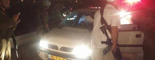 مجموعة من المستوطنين بحماية جيش الاحتلال