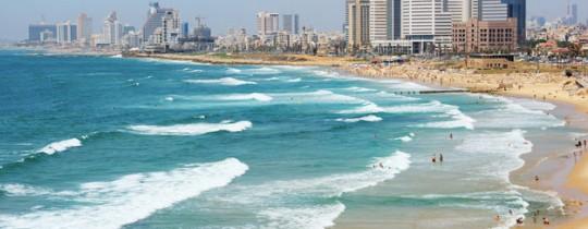 الشواطئ الفلسطينية المحتلة