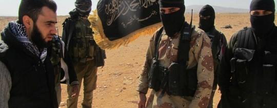 عناصر من تنظيم ما يسمى داعش