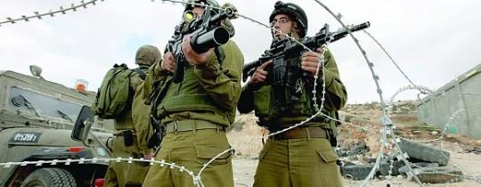 جنود جيش الاحتلال