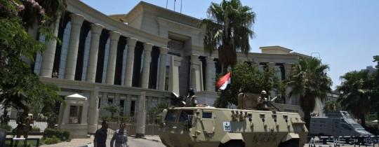 ألقت مخابرات مصر القبض على 25 شبكة تجسس مابين