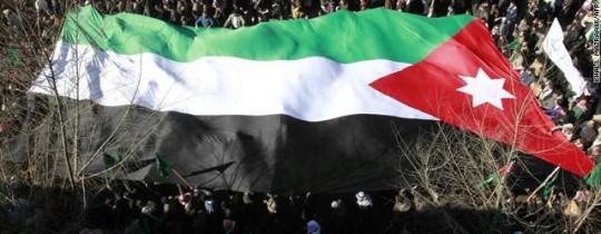 من مسيرات الإخوان المسلمين في الأردن