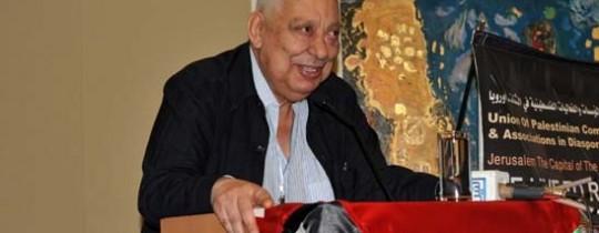 نائب رئيس المجلس الوطني الفلسطيني تيسير قبعة