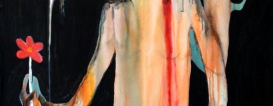 لوحة للفنان السوري بسيم الريس