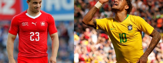 البرازيل يفتتح المونديال بتعادل مخيب أمام سويسرا