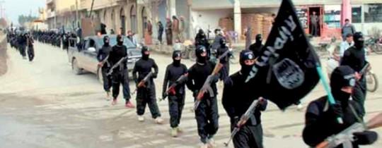 عناصر تنظيم الدولة في مدن ليبيا