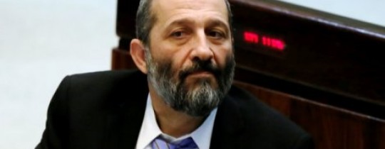 رئيس حزب شاس