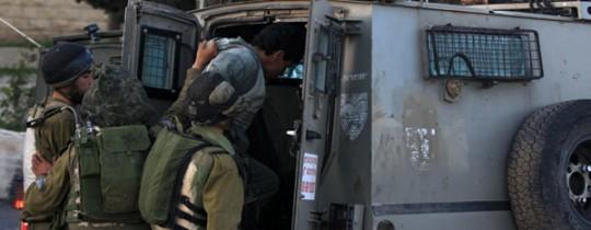 الاحتلال ينفذ يوميا حملات المداهمة والاعتقال في مختلف محافظات الضفة