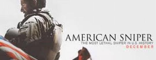 فيلم القناص الأمريكي