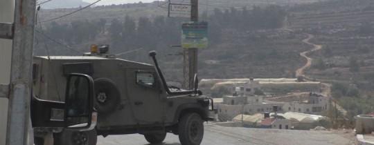 جيش الاحتلال يغلق بيت أمر شمال الخليل