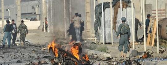 ارتفاع عدد قتلى النزاع الأفغاني إلى مستوى قياسي