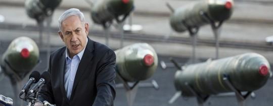 رئيس وزراء حكومة الاحتلال نتنياهو