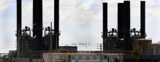 لبد: محطة توليد الكهراء الوحيدة بالقطاع تعمل حالياً بمولّد واحد فقط