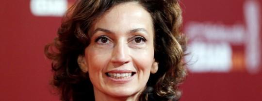 وزيرة الثقافة الفرنسية السابقة أودريه ازولاي