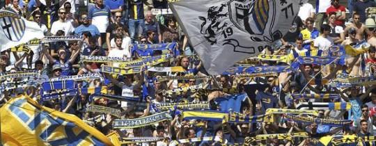 جماهير نادي بارما الإيطالي
