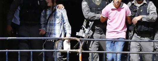 في القدس يعتقل الفلسطينيون ويحمى المستوطنون