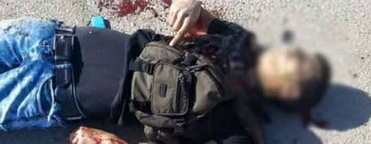 تتعمد قوات الاحتلال إعدام الفلسطينيين بحجة تنفيذ عمليات طعن