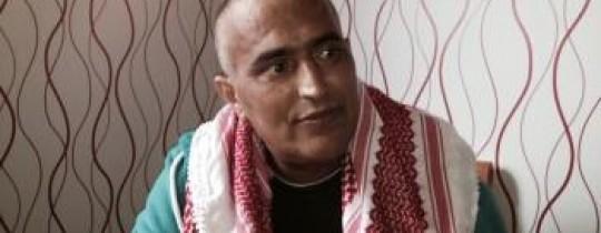 القيادي الجبهاوي خالد بركات