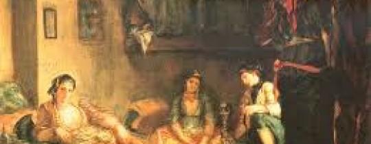 لوحة الفنان بابلو بيكاسو