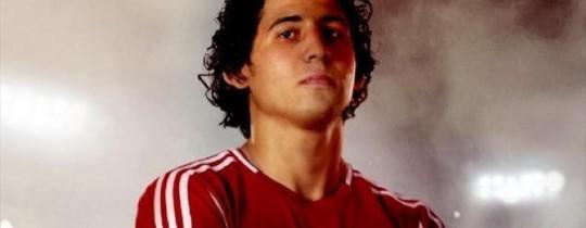 احمد حجازي بقميص المنتخب المصري