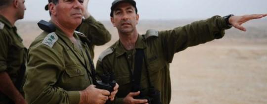 القائد الجديد للمنطقة الوسطى في جيش الاحتلال روني نوماه