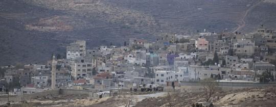 منظر عام لقرية عوريف