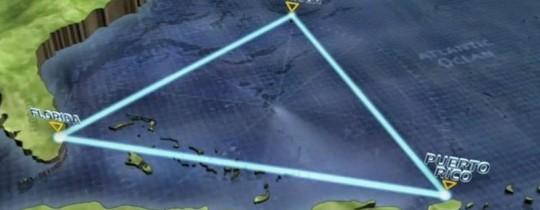 مثلث برمودا - تعبيرية