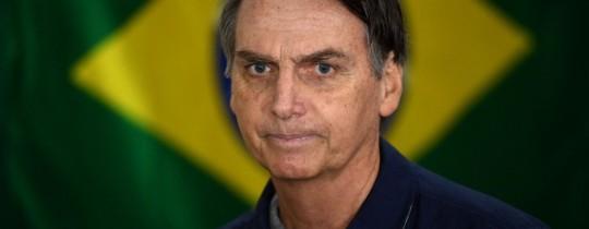 جايير بولسونارو - الرئيس البرازيلي الجديد