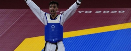 اللاعب التونسي محمد خليل الجندوبي